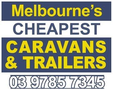 Melbourne Cheapest Caravans & Trailers